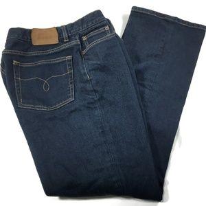 Lauren Jeans Co. Premium Wide Leg Denim Blue 6P